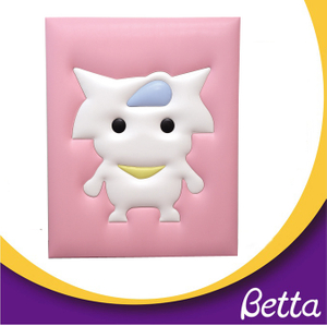 Bettaplay New Style School Kindergarten Soft Wall Cushion
