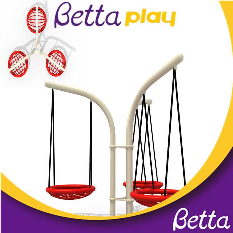 Outdoor playground kids swing garden outdoor swing chair swing