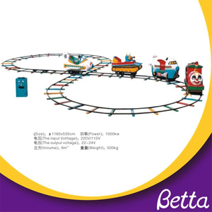 Bettaplay Factory low price used tracks train for sale