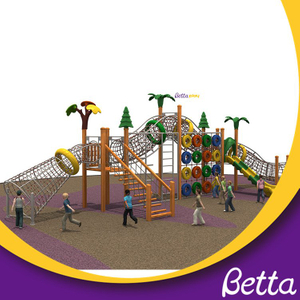 Sports Climbing Children Outdoor Playground For Kids For Sales
