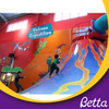 Popular design colorful climbing volcano birthday party playground equipment