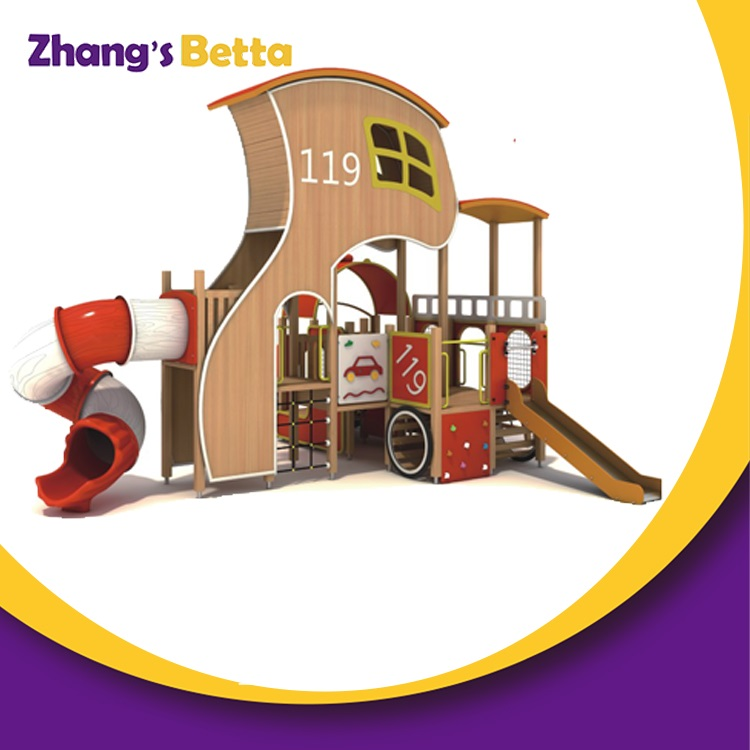 Children Outdoor Playground Slides Equipment