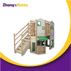 Wholesale Attractive Indoor Wood Kids Wooden Playhouse