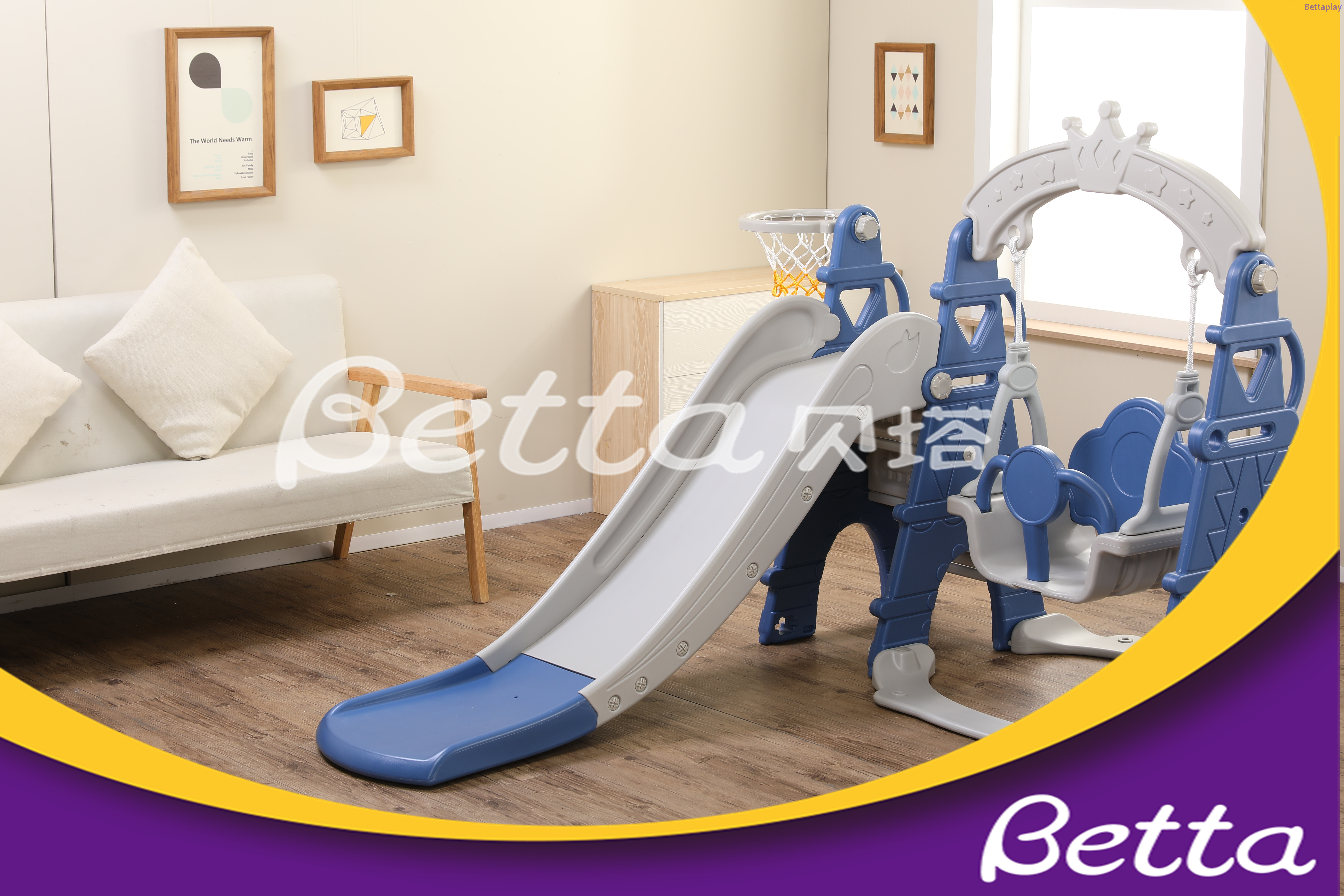 Top Seller Home Stay Best Quality Sale Swing & Plastic Children Slide Outdoor Playground Equipment