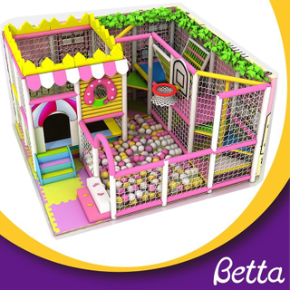 Bettaplay Kids Indoor Soft Play Area