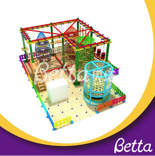 Bettaplay adventure safety rope course
