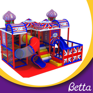 Bettaplay Competitive Price Commercial Indoor Playground Equipment