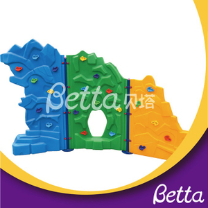 Bettaplay plastic Rock Climbing Wall