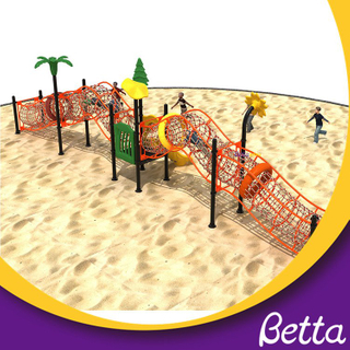 Outdoor Climbing playground equipment for children climbing net playground