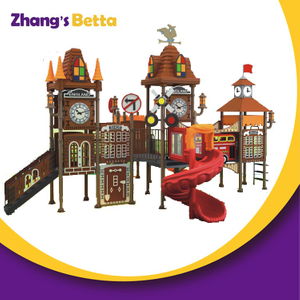 Customized Colorful Outdoor Playground Equipment