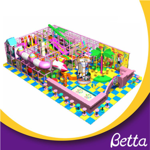 Popular candy series kids indoor playground equipment