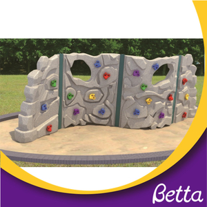 New Products Kindergarten Kids Entertainment Indoor Rock Climbing Wall