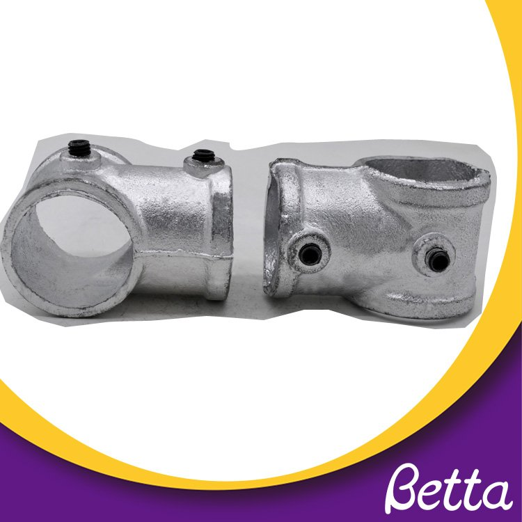 Glvanized Tube Ductile Malleable Iron Pipe Fitting for Amusement Park