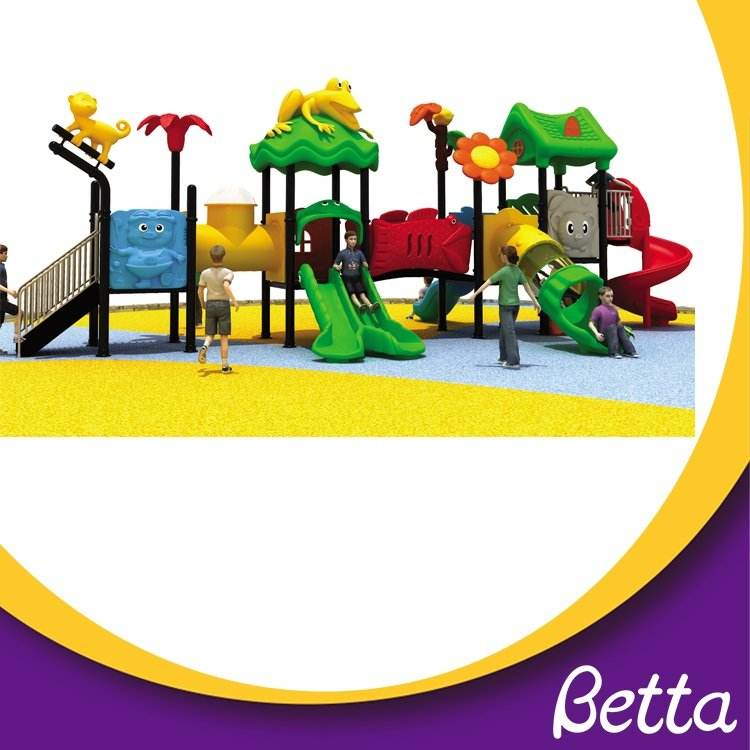 Plastic Playground Equipment Slide
