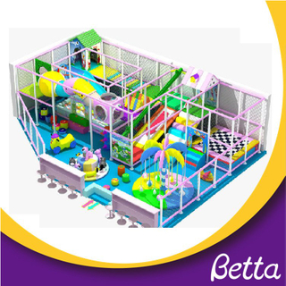 Small children indoor playground for shopping mall
