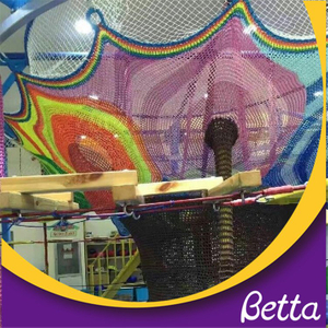 Customize knit playground kids playground crochet net