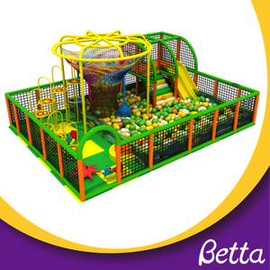 Bettaplay New Design of The Crocheted Playground