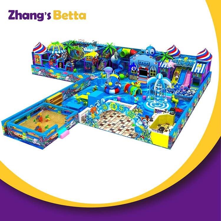 Hot Sale Cheap Soft Play Baby Indoor Playground