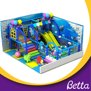 Bettaplay Newest customized indoor playground price
