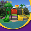 Plastic Slide Used Outdoor Playground Equipment for Sale