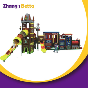 Fun Outdoor Playground Equipment
