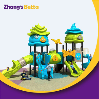 High Quality Luxury Children Park Outdoor Playground with Slide
