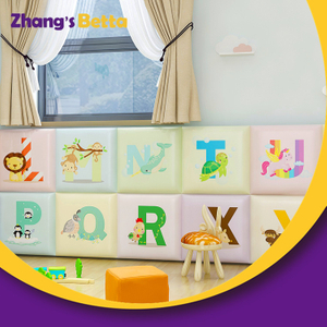 Kindergarten safety Wall Soft Cushion