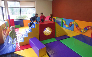 1 day care soft play