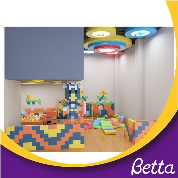 Custom Lightweight High Durable Non-toxic EPP Foam Interlocking Building Blocks for Child