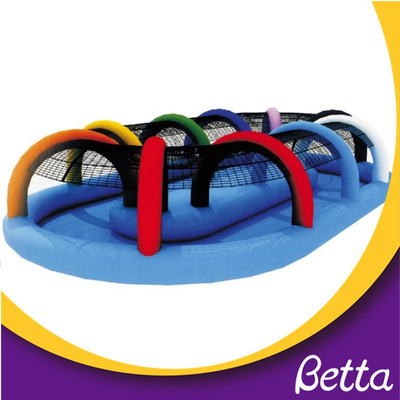 New design kids commercial giant inflatable long water slide