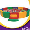 Colorful kids soft play climbing toys equipment for daycare