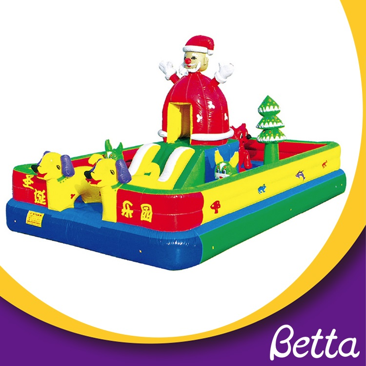 Bettaplay Lovely attractive free design jumping inflatable bounce