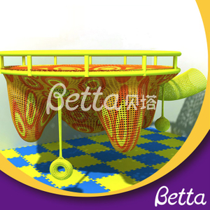 Bettaplay indoor crochet playground