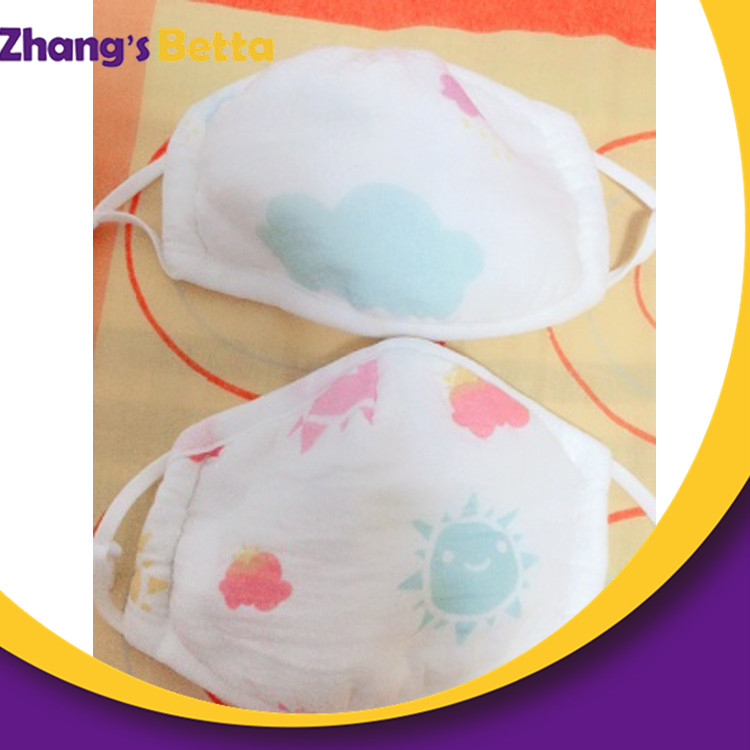 Wholesale outdoor playground kid face disposable designer flu anti-pollution masks