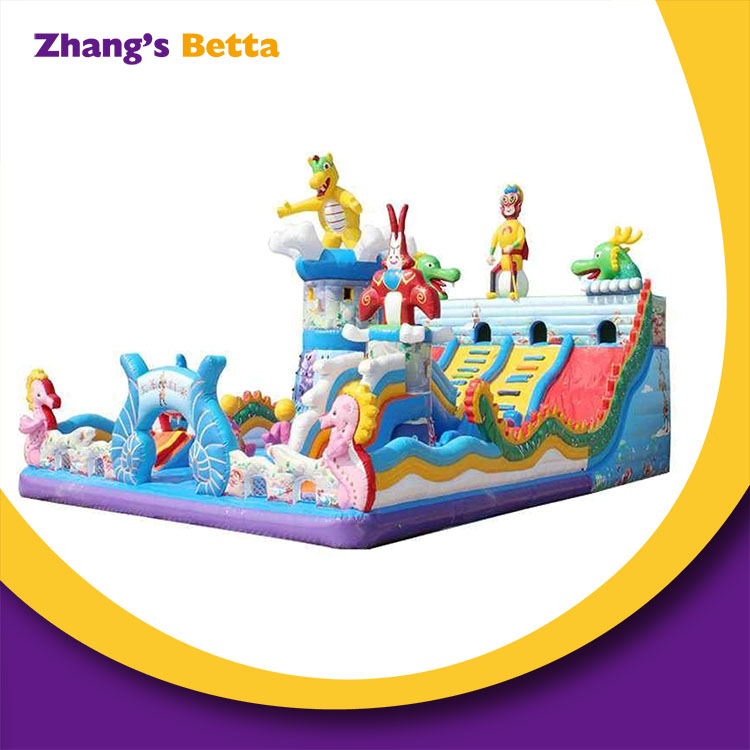 Backyard Inflatable Water Pool Slide for Children