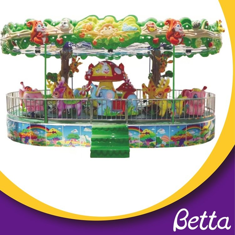 Popular Indoor Merry Go Round
