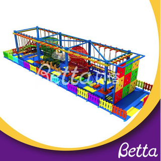 Bettaplay Safety playground climbing wall rope course