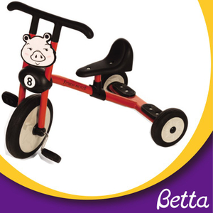 Steel Frame Tricycle for Kids