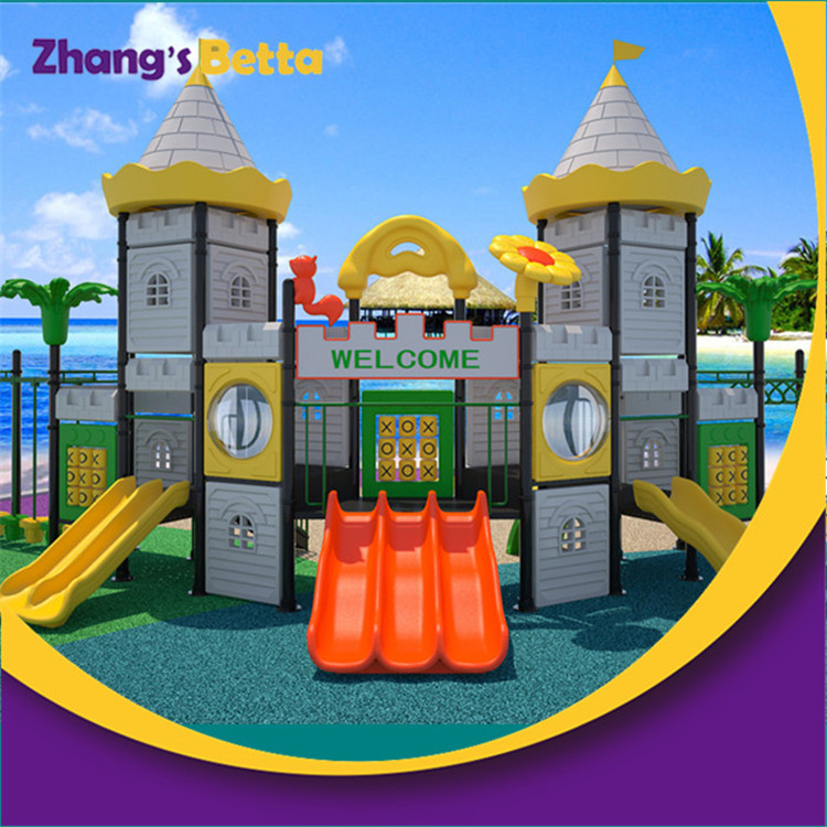 High-quality Kindergarten Playground Equipment Fun Center Equipment Outdoor Playground Slide Price
