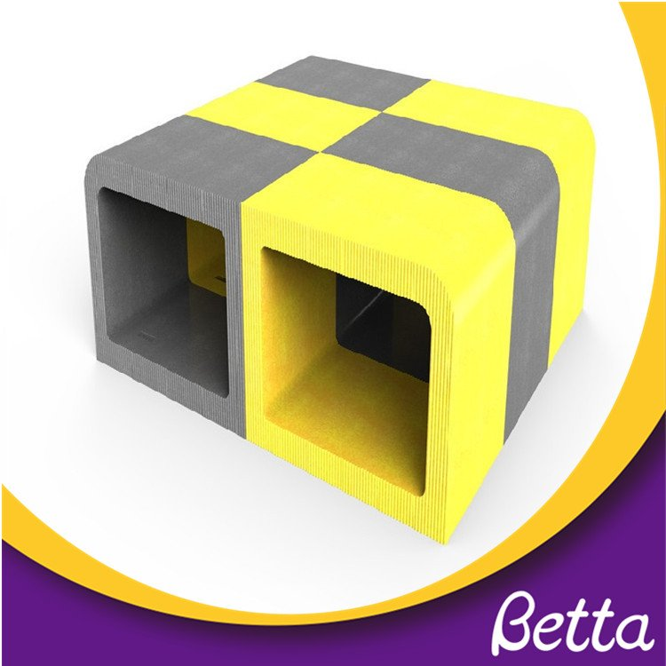 Indoor Safety Playground Toys In EPP Foam Block Building