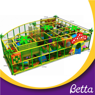Small kids indoor playground for children