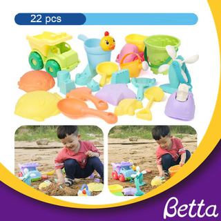 Outdoor Summer Plastic Beach Sand Toys