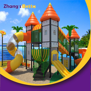 Customized Color Anti-crack toys for outdoor playgrounds