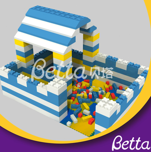 Epp Foam Block Building DIY Educational Toy for Kids Indoor Playground