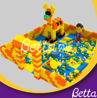 Bettaplay Epp Foam Block Building DIY Educational Toy for Kids Kindergarten