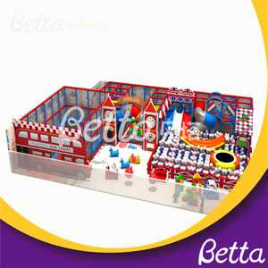 Bettaplay Happy Soft Zone Indoor Playground