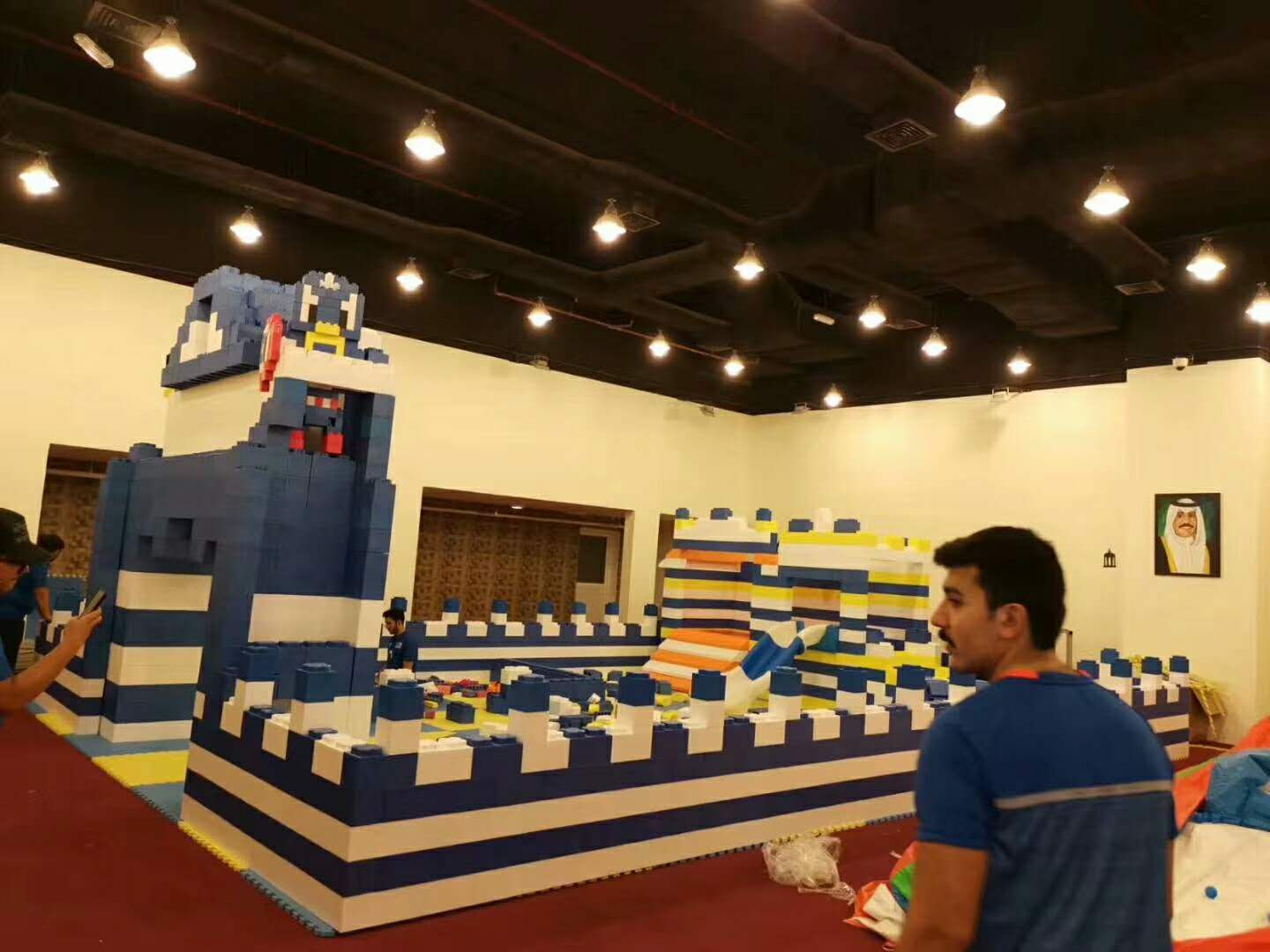 final picture of the imagination blocks playground (3)