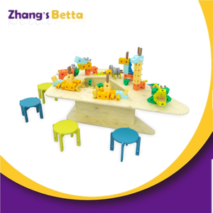 Learning Resources EVA Foam Blocks Toys for Kindergartens