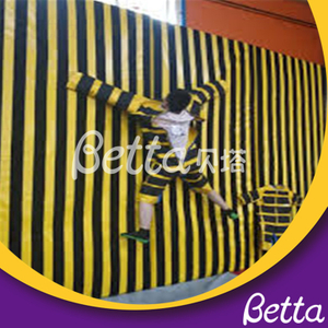 Bettaplay Inflatable Sticky Wall for Indoor Playground