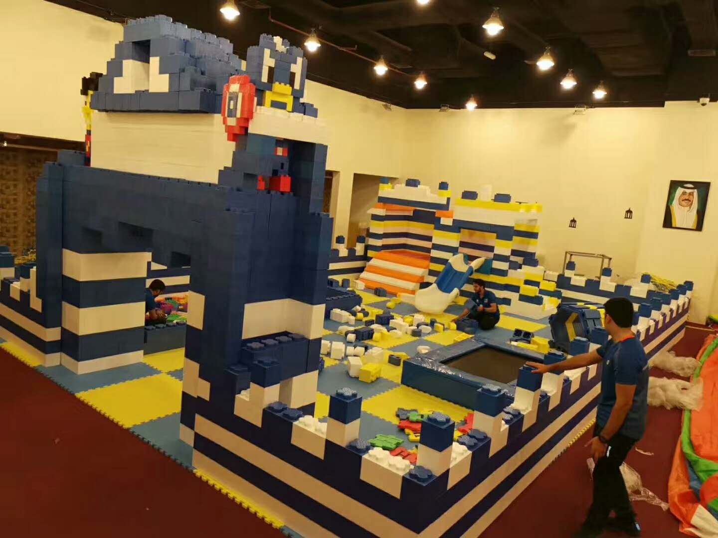 final picture of the imagination blocks playground (2)